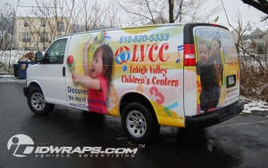 chevy vinyl wrap