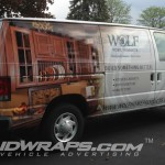 14-5 Wolf Building Products E250 Wrap