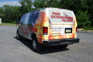 van wrap for kistler