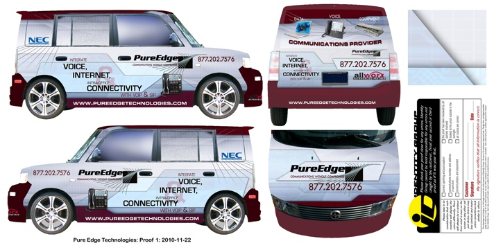 XB Vehicle Graphics Wrap