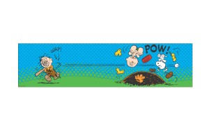 wall mural graphics Camp Snoopy