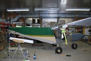 TIW Corp Airplane Wrap