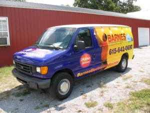 wrap advertisement in Tennessee