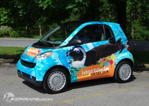 smart fortwo wrap