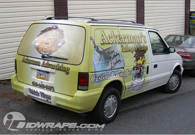 ackermans-bakery-n-cakes-chrysler-town-and-country-wrap