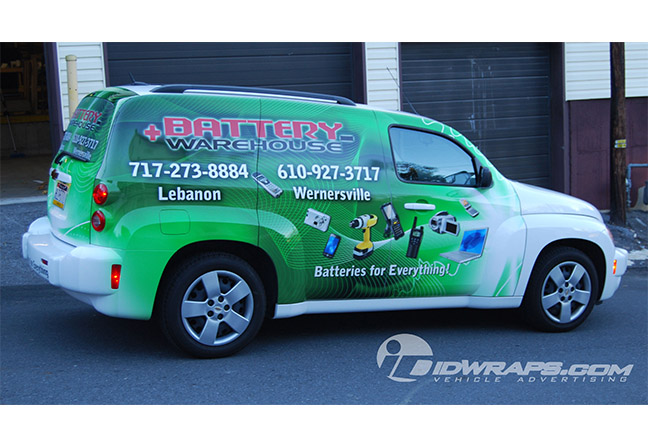 battery-warehouse-chevy-hhr-wrap