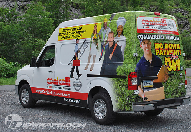 conicelli-nissan-nv-2500-hd-wrap