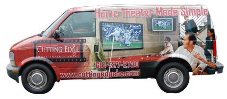 Cutting Edge GMC Savanna Wrap