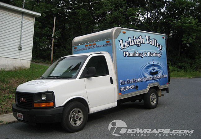 lehigh-valley-plumbing-and-heating-box-truck-wrap