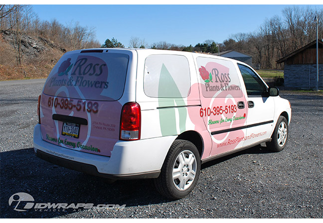 ross-plants-and-flowers-van-wrap