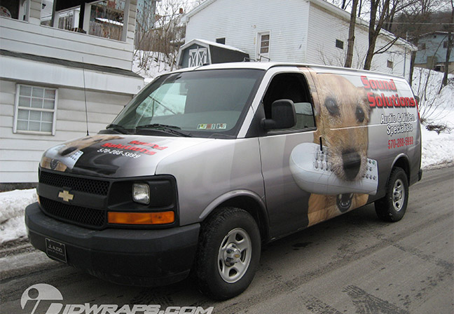sound-solutions-chevy-express-van-wrap