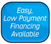 Easy Low Payment Financing Available