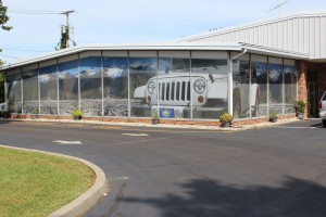 World Auto Group-NJ Jeep Mural