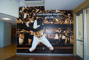 Iron Pigs Coordinated Health Wall Wrap